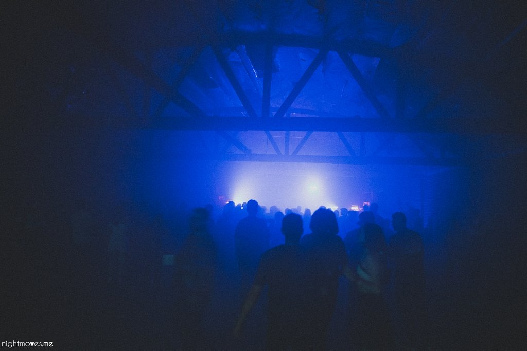 Work presents Octopus Warehouse Night with Sian, Juheun, Michelle Sparks, Tap Newo. July 24